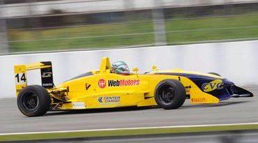 F3 Sulamericana: Fernando Galera termina em quarto em seu retorno