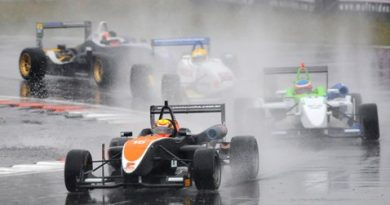 F3 Sul-Americana: Lu Boesel e Pietro Fantin vencem na chuva de sábado