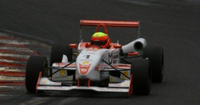 F3 Sulamericana: Clemente Farias conquista nona pole no ano