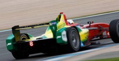 Fórmula-E: Com novo recorde, Daniel Abt lidera testes em Donington Park