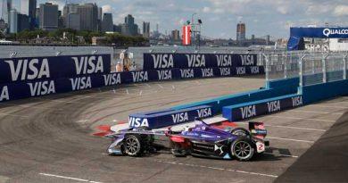Fórmula-E: Sam Bird vence as duas provas em Nova Iorque