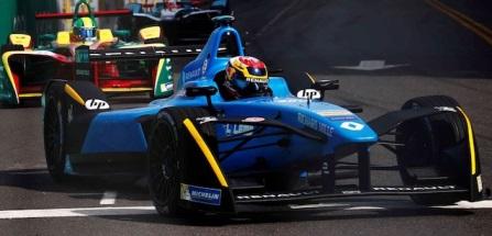 Formula-E: Sébastien Buemi vence pela terceira vez consecutiva