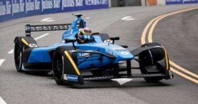 Fórmula-E: Sébastien Buemi vence em Hong Kong