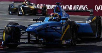 Fórmula-E: Sébastien Buemi vence em Paris