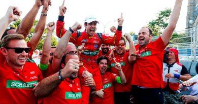 Fórmula-E: Lucas di Grassi conquista o campeonato