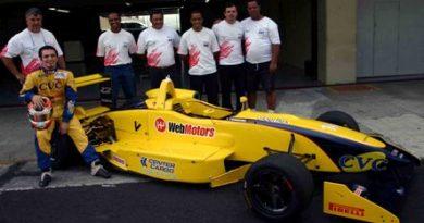 F3 Sulamericana: Renovação de patrocínios anima Felipe Ferreira para 2008