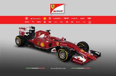 Especial Equipes 2015: Ferrari