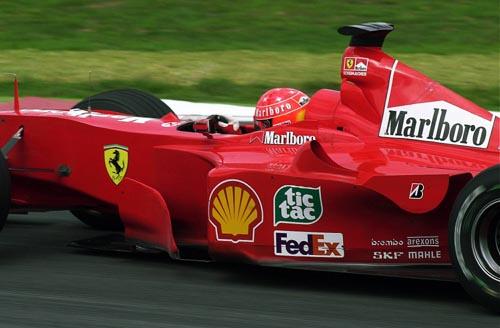 F1: Ferrari estende patrocínio fantasma e milionário com grupo Philip Morris