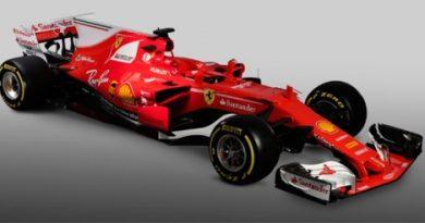 F1: Ferrari apresenta a SF70H
