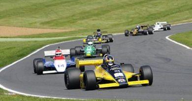 FIA Masters Historic Formula One Championship: Michael Lyons vence as duas provas em Brands Hatch