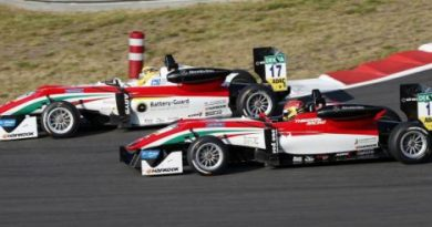 FIA F3 European: Lance Stroll e Maximilian Gunther dominam etapas de Nurburgring