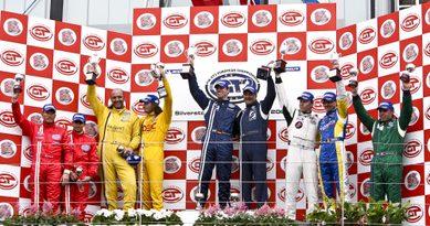 GT3 European: Dupla Thomas Mutsch/ Ian Khan vence as duas na abertura da temporada em Silvestone