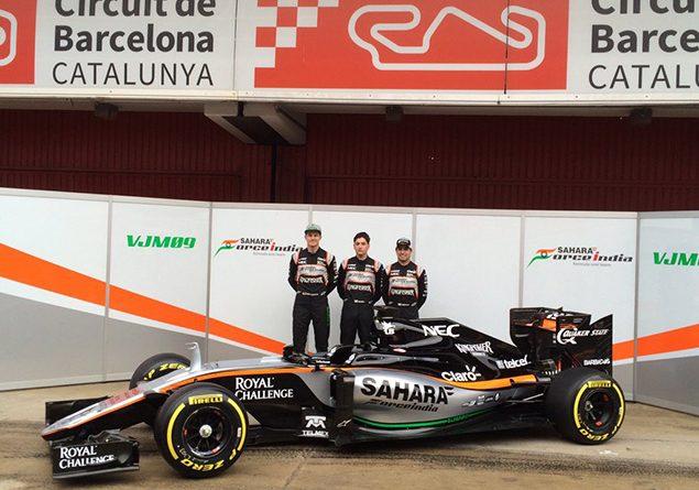 Especial Equipes 2016: Force India