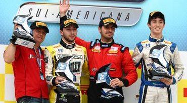 F-3 Sul-Americana: Leonardo de Souza ganha a última do ano da Fórmula 3