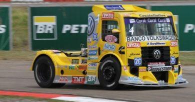 Truck: Felipe Giaffone vence pela quarta vez em Caruaru
