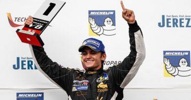 Fórmula V8 3.5: Pietro Fittipaldi vence as duas provas no México