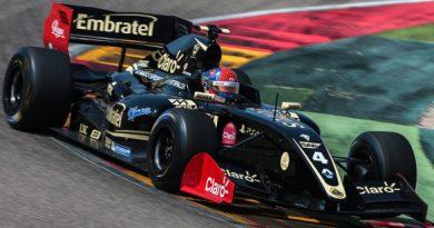 Fórmula V8 3.5: Pietro Fittipaldi reassume liderança do campeonato