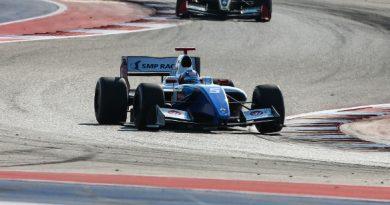 Fórmula V8 3.5: René Binder e Egor Orudzhev vencem em Austin
