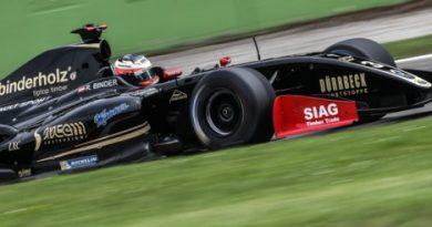Fórmula V8 3.5: René Binder vence as duas provas em Monza