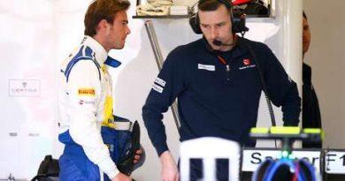 F1: Acordo com a Sauber rende R$ 51 Milhões a Giedo van der Garde