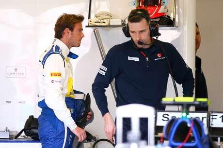 F1: Van der Garde confirma fim de contrato e admite compensação financeira
