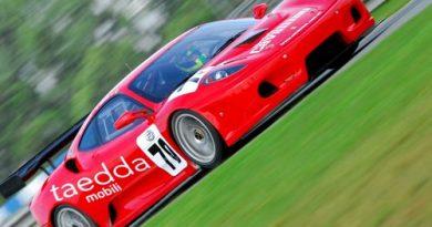 GT3 Brasil: Dobradinha da Ferrari no primeiro treino extra em Curitiba