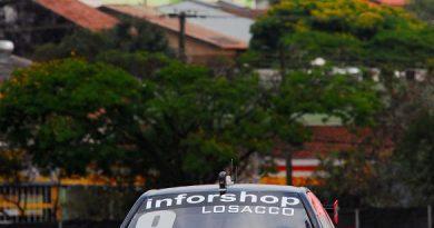 Stock: Thiago Camilo e Giuliano Losacco formam a primeira fila em Londrina