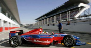 GP2 Asiática: Bruno Senna faz o 2º melhor tempo nos testes em Dubai