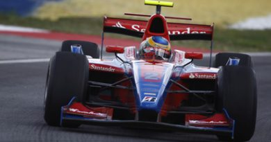 GP2 Asiática: Bruno Senna larga em 4º no GP da Malásia
