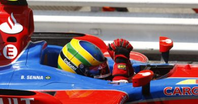 GP2 Series: Bruno Senna vence Grande Prêmio de Mônaco