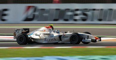 GP2 Series: Lucas soma mais pontos entre todos os participantes no fim de semana