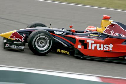 GP2 Asiática:: Luiz Razia é o melhor brasileiro no grid em Xangai