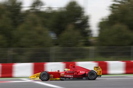 GP2 Series: Pole de Lucas escapa por 21 milésimos