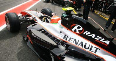 GP2 Series: Luiz Razia estreia no circuito mais charmoso da temporada