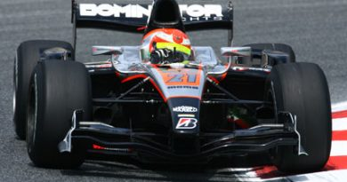 GP2 Series: Razia completa só oito voltas na classificação e espera por enorme desafio em Mônaco
