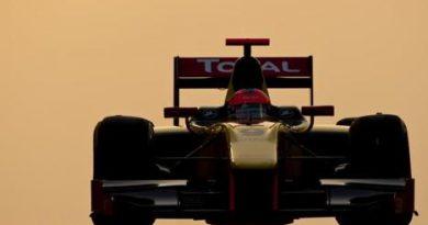 GP2 Asiática: Romain Grosjean sai na pole na prova de abertura