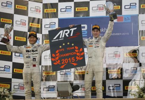 GP2 Series: Stoffel Vandoorne e Mitch Evans vencem no Bahrain