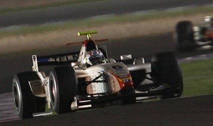 GP2 Asiática: Sergio Pérez vence a segunda prova no Catar