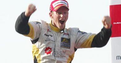 GP2 Asiática: Romain Grosjean e Marco Bonanomi vencem no final da temporada em Dubai