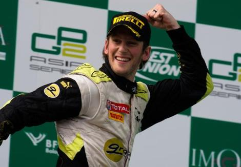 GP2 Asiática: Romain Grosjean vence em Ímola