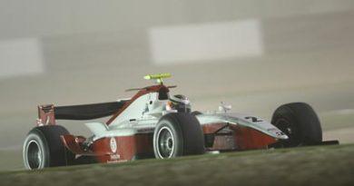 GP2 Asiática: Nico Hülkenberg marca a pole-position em Losail