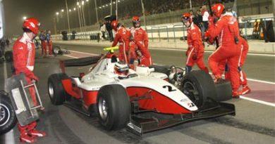 GP2 Asiática: Nico Hülkenberg vence prova noturna no Catar