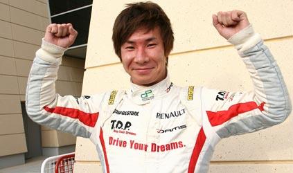 GP2 Asiática: Kamui Kobayashi é o Campeão da temporada