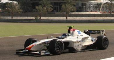 GP2 Asiática: Sergio Perez vence a segunda prova no Bahrein