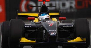 GP2 Series: Christian Bakkerud assina com a Super Nova