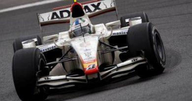 GP2 Series: Lucas re-estréia com segundo lugar na França