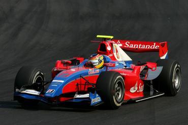 GP2 Series: Bruno Senna chega novamente em 3º na Hungria