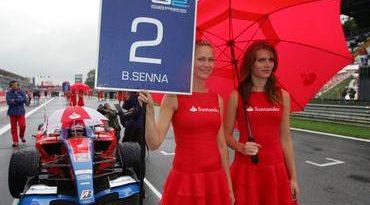 GP2 Series: Bruno Senna é vice-campeão