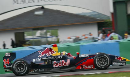 GP2 Series: Sébastien Buémi vence 8º etapa na França