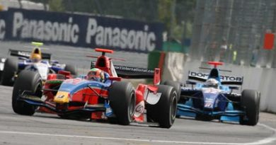 GP2 Series: Karun Chandhok vence prova curta em Hockenheim